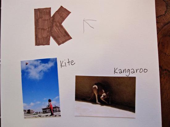 Outdoor Literacy Ideas-Nature ABC