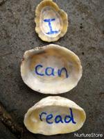 sight word seashells