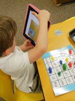 sight words bingo activity