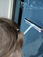 squeegee sight words