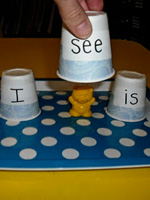 wheres the bear sight words game