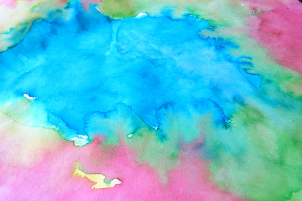 Childhood 101 | Painting with ice activity