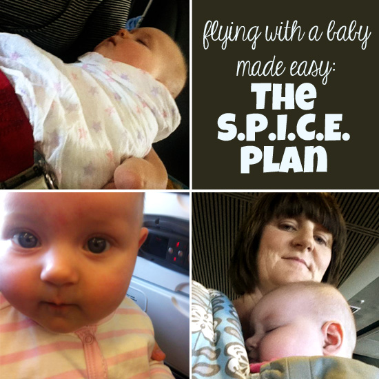 Travel with Kids: Flying With a Baby