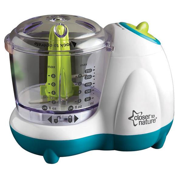 Closer to Nature Explora Baby Food Blender