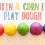 Gluten and Corn Free Play Dough Recipe | Childhood 101