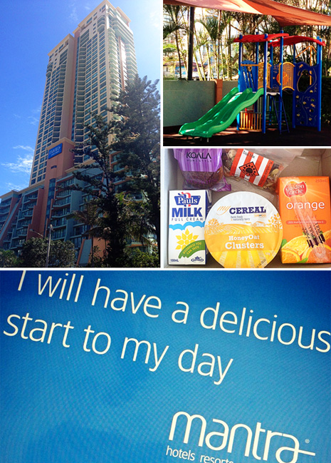 Gold Coast Family Holidays | Mantra Crown Towers Resort