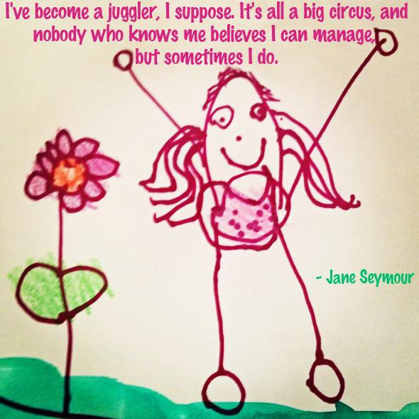 Motherhood Quotes Jane Seymour