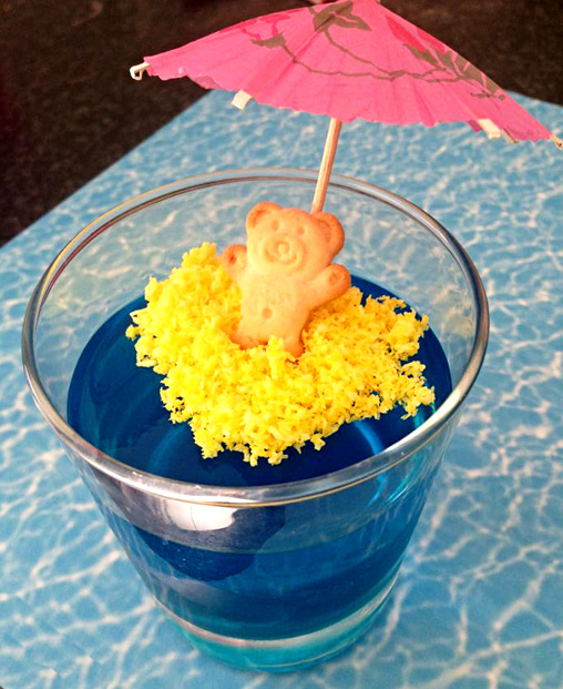 Easy Jelly Snack Idea from Childhood 101