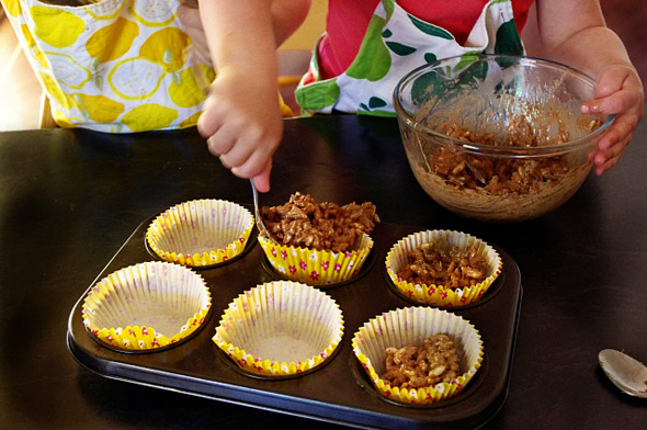 Cooking With Kids Simple Chocolate Crackles