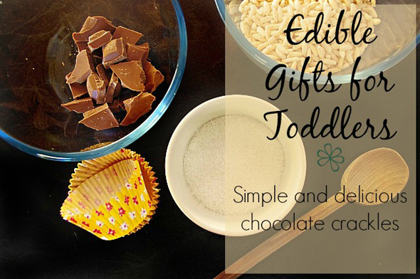 Edible Gifts Kids Can Make: Deliciously Simple Chocolate Crackles