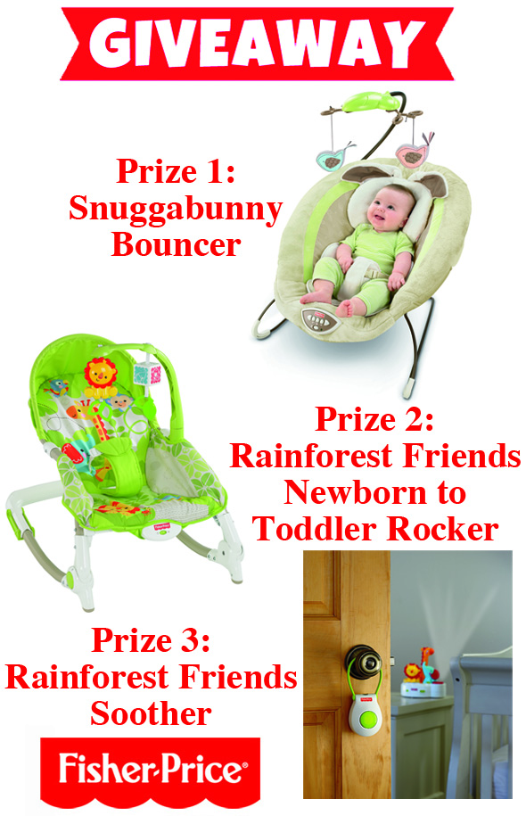 Fisher-Price New Baby Giveaway