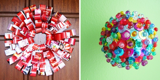 8 Christmas Decorations To Make With Kids