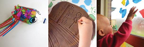 Kids art project ideas via Childhood 101