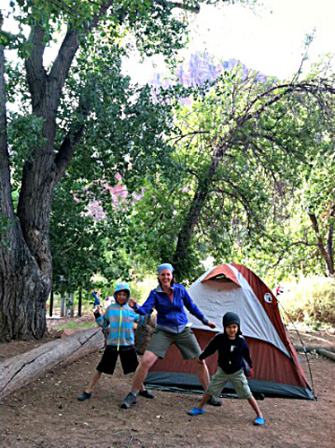 Family Camping Checklist A List Of Essentials
