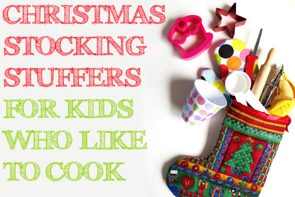 Christmas stocking stuffer ideas for kids via Childhood 101
