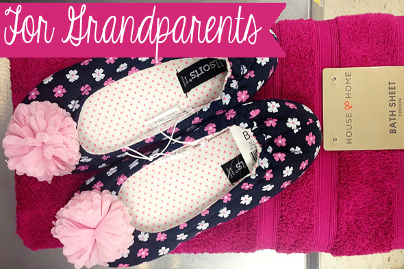 Last minute gift ideas for grandparents