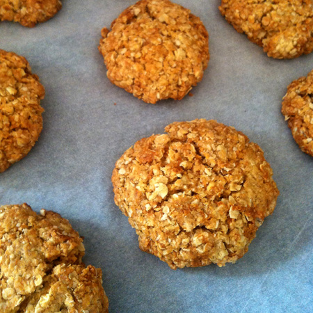 18 Fun Kids Snack Ideas Anzacs via Childhood 101