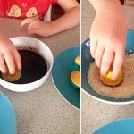 Baking with kids - Lamington cupcake recipe