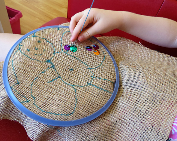 Easy sewing projects for kids via Childhood 101