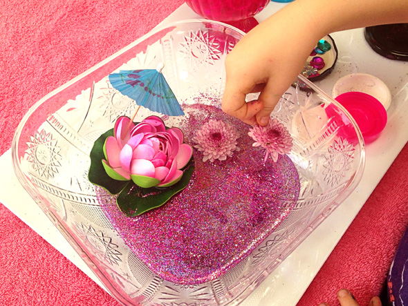 Fairy games   Creating small worlds