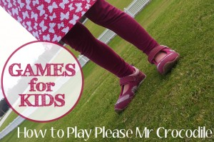 Games for Kids-How to Play Please Mr Crocodile