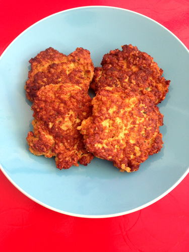 Family Dinner Recipes: Wheat Free Chicken Patties