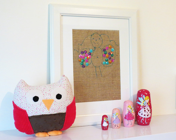Sewing projects for kids via Childhood 101
