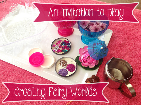 Small world fairy games via Childhood 101
