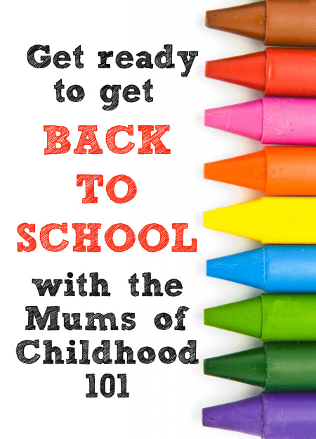 Help for Heading Back to School from the Mums of Childhood 101