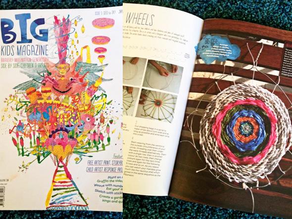 Big kids Magazine