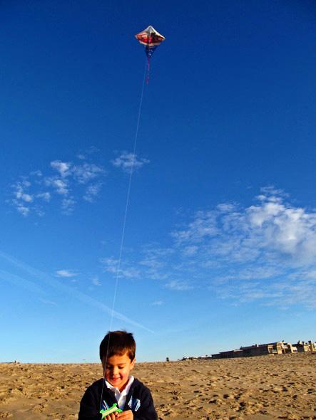 35 Fun Things to Do at the Beach | Kite