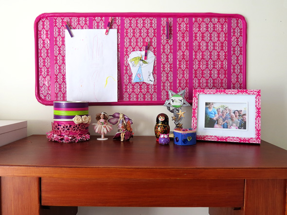Girls bedroom decorating ideas via Childhood 101