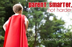 Parent Smarter, Not Harder: A series at Childhood 101