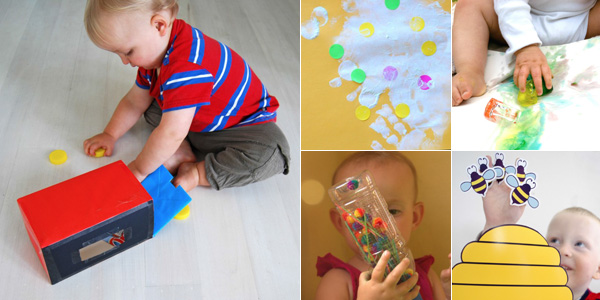 baby and toddler play activities
