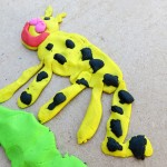 Art for Kids: Modelling Clay Pictures via Childhood 101