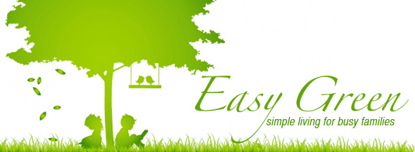 Easy Green: Simple frugal living