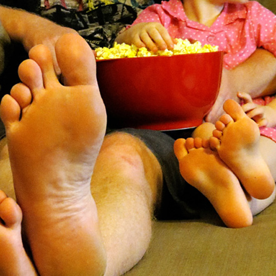 4 Family Fun Night Ideas: Movie Night