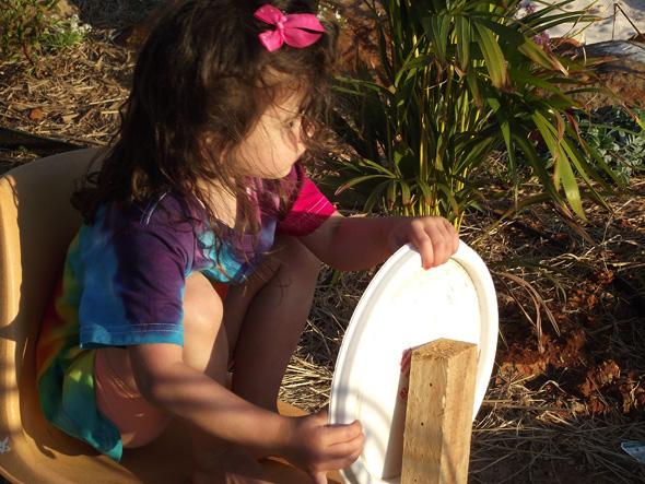 Outdoor Play Ideas Our Backyard Bus