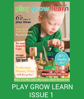 Play Grow Learn eZine Issue 1