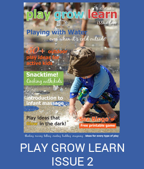 Play Grow Learn eZine Issue 2