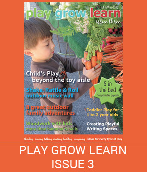 Play Grow Learn eZine Issue 3