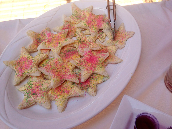Rainbow party food_ Fairy Bread