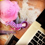 Tips for Working from Home via Childhood 101 copy
