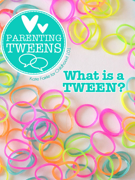Parenting Tweens: A new series from Kate Fairlie of Picklebums at Childhood 101