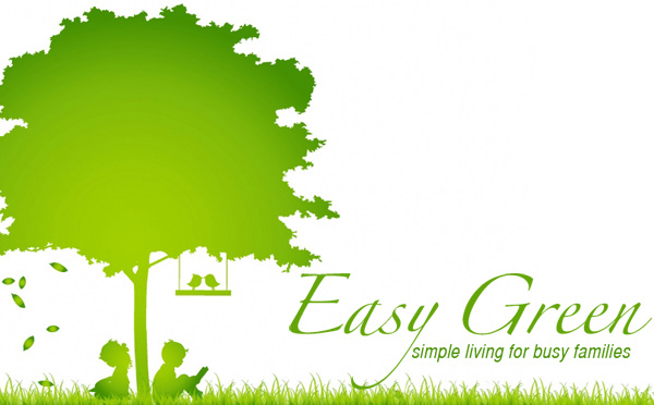 Easy Green: 6 Ways to Save Money…and the Planet