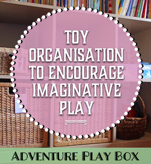 The Adventure Play Box for Imaginative Play