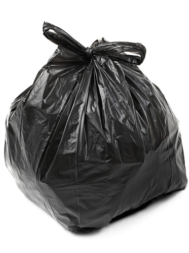 Easy Green: The One Bag of Trash Challenge