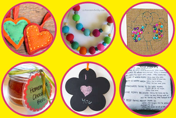 Mothers Day Gifts for School Aged Kids to Make