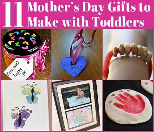 The Gallery For Mothers Day Gifts To Make With Children