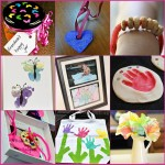 Mothers Day Gifts to Make With Toddlers featured on Childhood 101